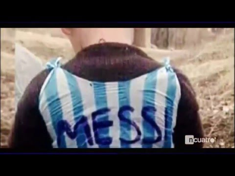 It goes for a little Messi 'Iraq shirt bag that goes around the world