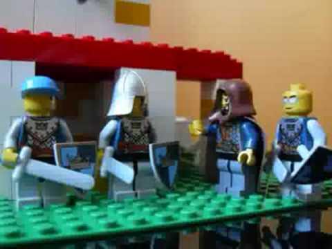 Lego VS WuTang Clan 7th Chamber intro