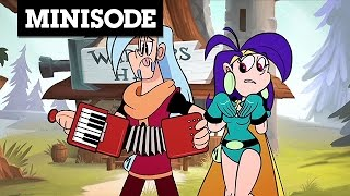 Warriors For Hire | Mighty Magiswords | Minisode | Cartoon Network thumbnail