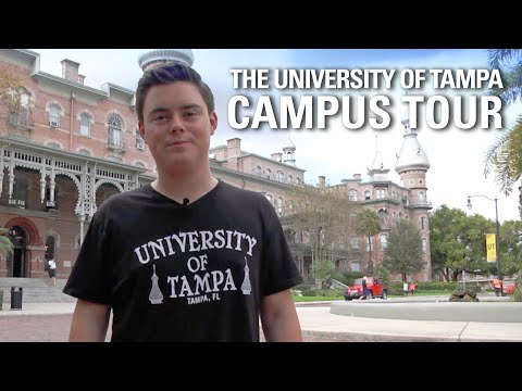 The University of Tampa - Campus Tour Video