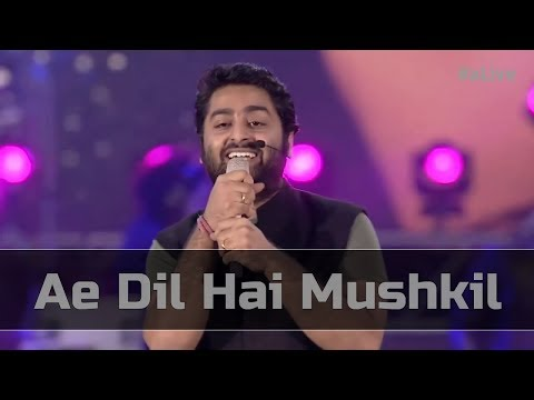 Ae Dil Hai Mushkil - MTV India Tour |...