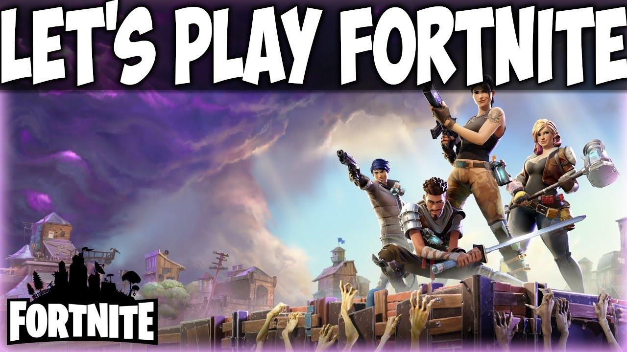 How to Play Fortnite Custom Games - YouTube