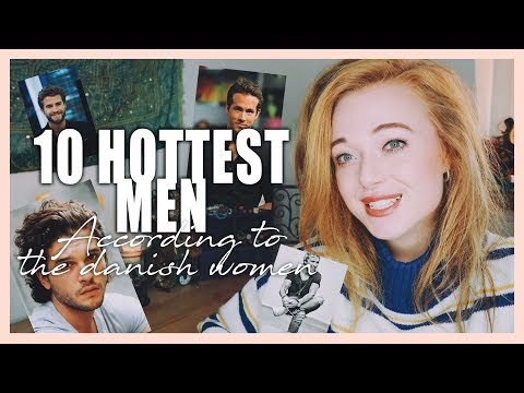 10 Hottest Men On Earth According To Danish Women
