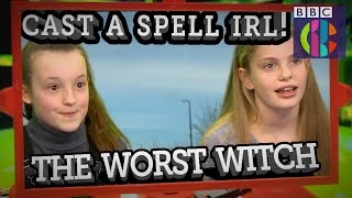 The Worst Witch | Cast a spell IRL! | CBBC