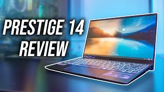 MSI Prestige 14 Review - Thin and Light, but at What Cost?