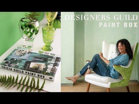 Tricia Guild Talks Paint Box You
