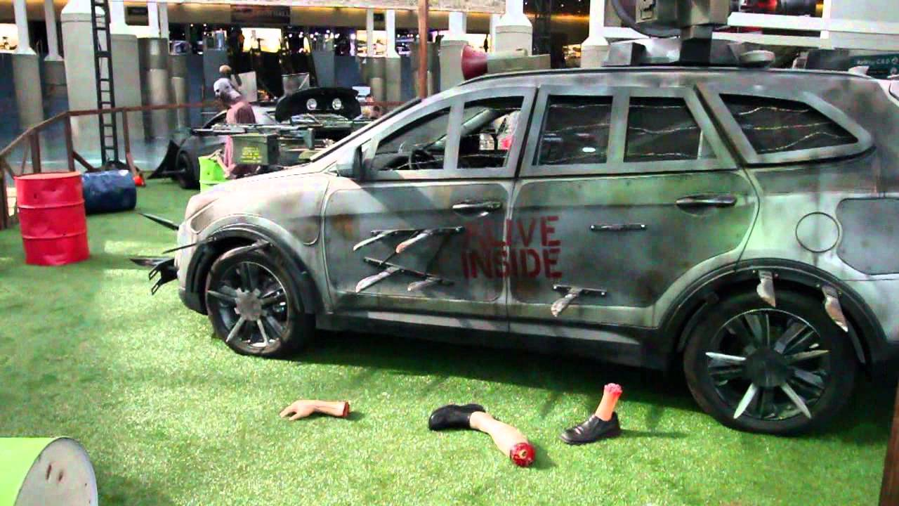 Hyundai S Zombie Apocalypse Survival Cars Guns Armor More