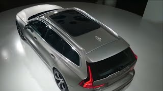 Volvo V60 2018 (обзор) // Stenni