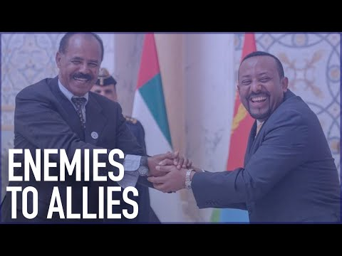 Why is Eritrea is fighting alongside Ethiopia in Tigray?