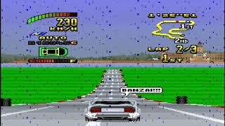 [TAS] Top Gear 2 SNES - Spain