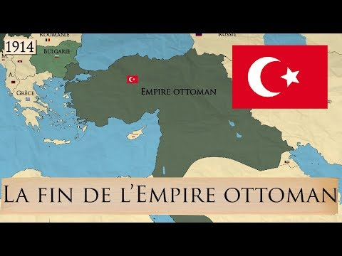 La fin de l 39 empire ottoman youtube - Les sultans de l empire ottoman ...