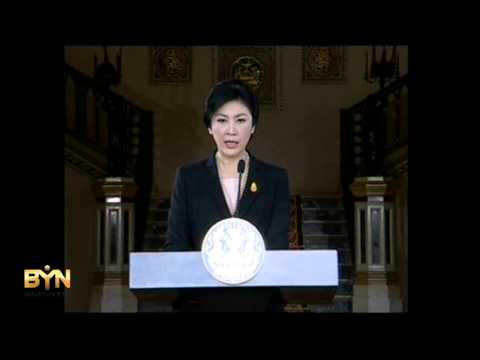 4113WD THAILAND-PROTEST YINGLUCK ADDRESS