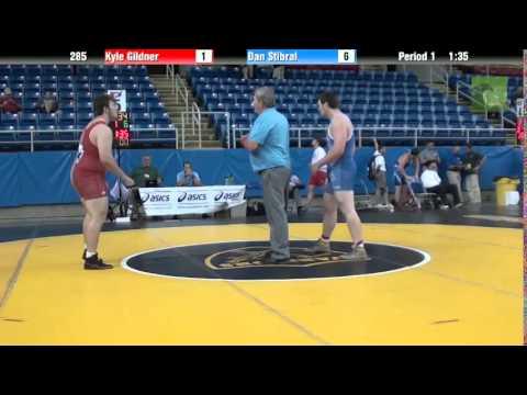 285 Kyle Gildner vs. Dan Stibral