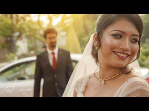 Stand by me || Christian Wedding Photo Slide Show || highlights