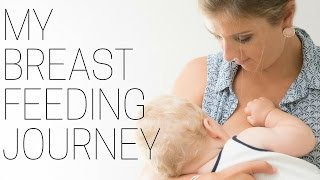 My Breastfeeding Journey | Sports Bras, Supplements, Pain + More