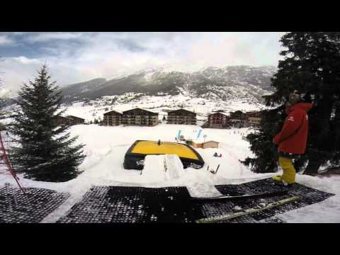 Pharma Loisir Ski Nantes 2016 - Val Cenis