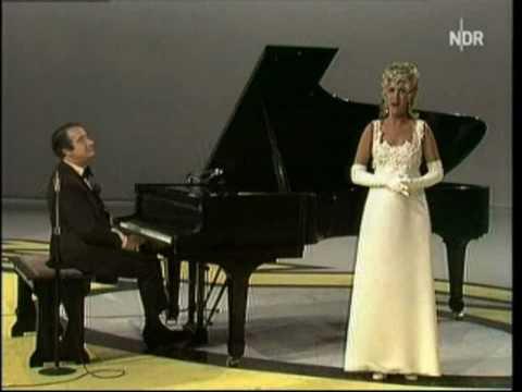 Victor Borge+Marilyn Mulvey ,(by SUNNY RAINBOW)