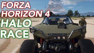 Forza Horizon 4's Halo Experience Race