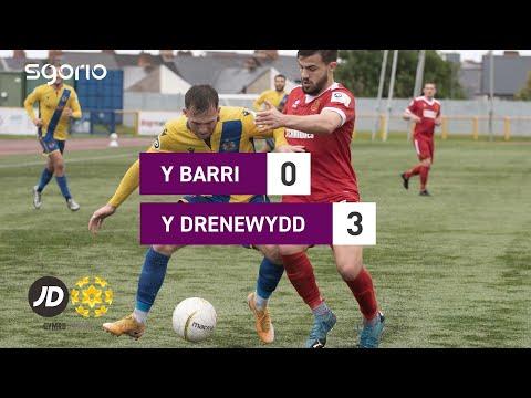 Barry Newtown Goals And Highlights