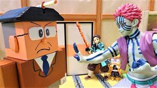 ドラえもん!のび太君の部屋で先生がのび太君を探してるよ!ドラえもんアニメおもちゃ のび太の部屋