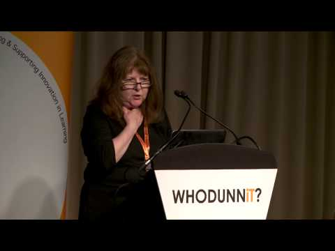 iTech 2014 - Introduction - Fionnuala Carmichael