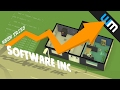 Weem Tries Software Inc! Let's Look at Software Inc. Gameplay & Basics