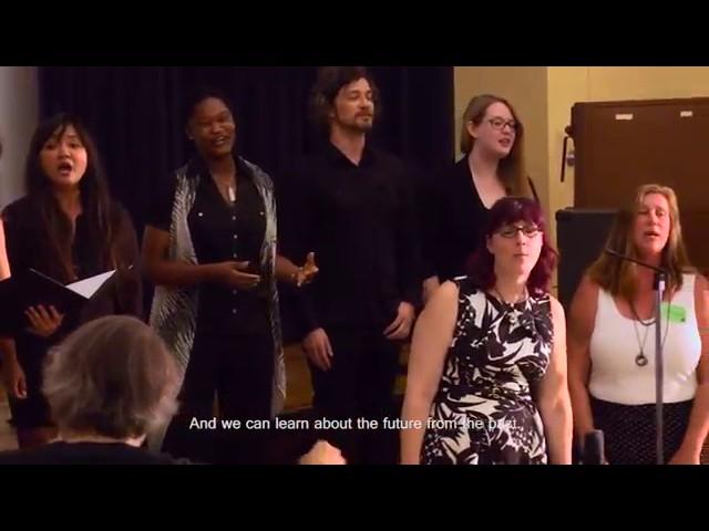 Evolution (Hallelujah) - a cappella / chorus