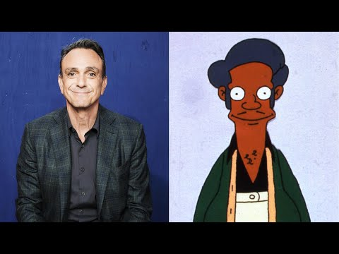 Hank Azaria on criticism of The Simpsons' Apu: 'My eyes have been opened'