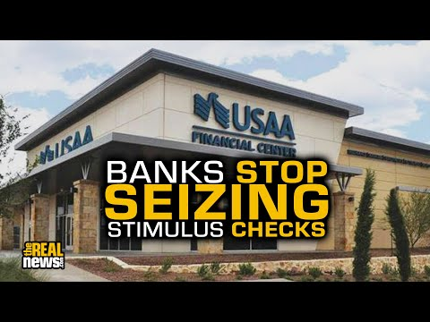 Bank Stops Seizing Stimulus Checks After Exposé
