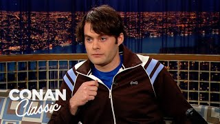 "Bill Hader's Al Pacino & ""Star Wars"" Impressions - ""Late Night With Conan O'Brien"""