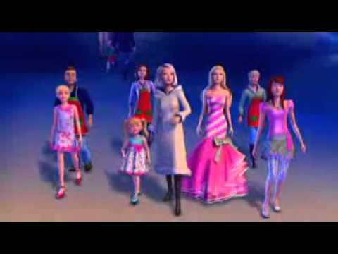 Barbie™  A Perfect Christmas    Deck the Halls    Movie Scene w  Lyrics HD