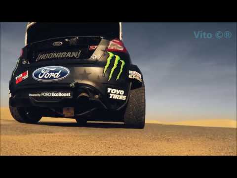 DJ Tiësto ft Ken Block   Fly Dubai Summer Hit  And Drift Fly Video