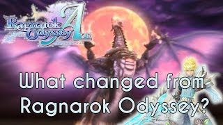 PS Vita: Ragnarok Odyssey Ace - Whats New?!