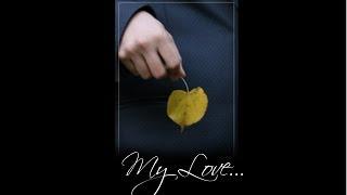 Красивое романтическое видео в подарок любимому мужу