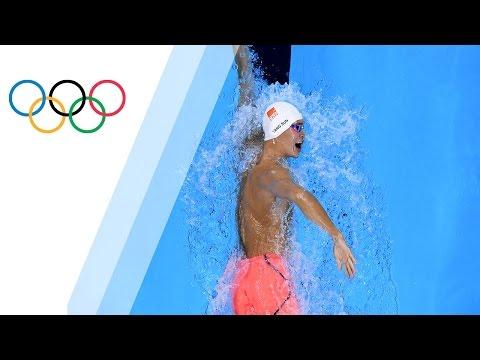 Yang Sun: My Rio Highlights