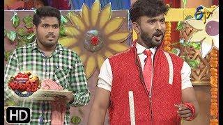 Adhire Abhinay Performance | Jabardasth | 16th May 2019    | ETV  Telugu