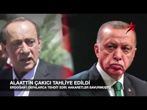 Alaattin Çakıcı'dan Erdoğan'a mektuplar