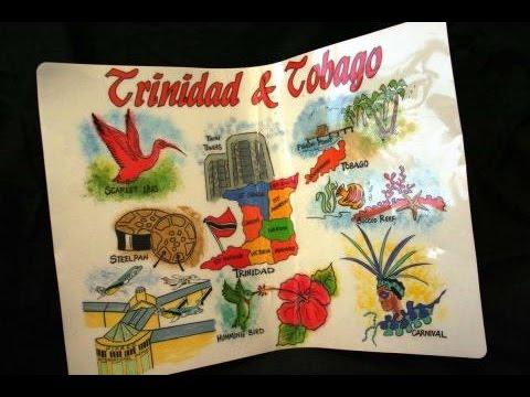 My Love for  Trinidad & Tobago by Semeti Choco Trini®