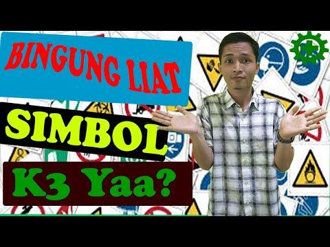 Simbol Rambu K3 Di Industri Dan Artinya Youtube
