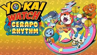 Yo-kai Watch Gerapo Rhythm - FREE Downloadable Rhythm Game! [Episode 1]