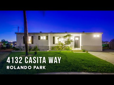 4132 Casita Way, San Diego, CA 92115