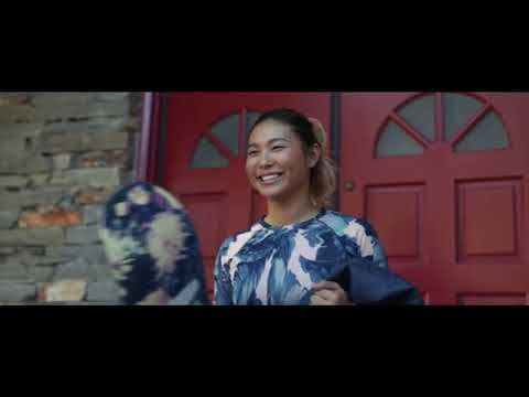 Chloe Kim Song by Ray Charles   NBC Olympics Super Bowl 2018 Pre Release