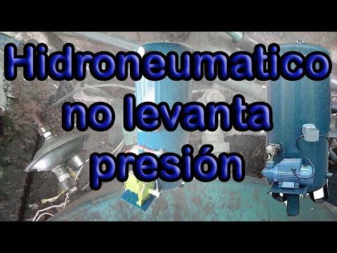 Hidroneumatico No Levanta Presión thumbnail