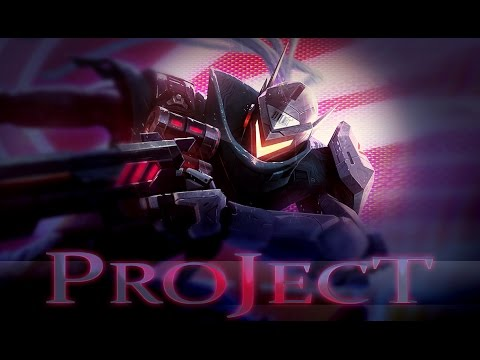 League of Legends: Project Lucian (Skin Spotlight)