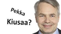 Onko Pekka Koulukiusaaja?