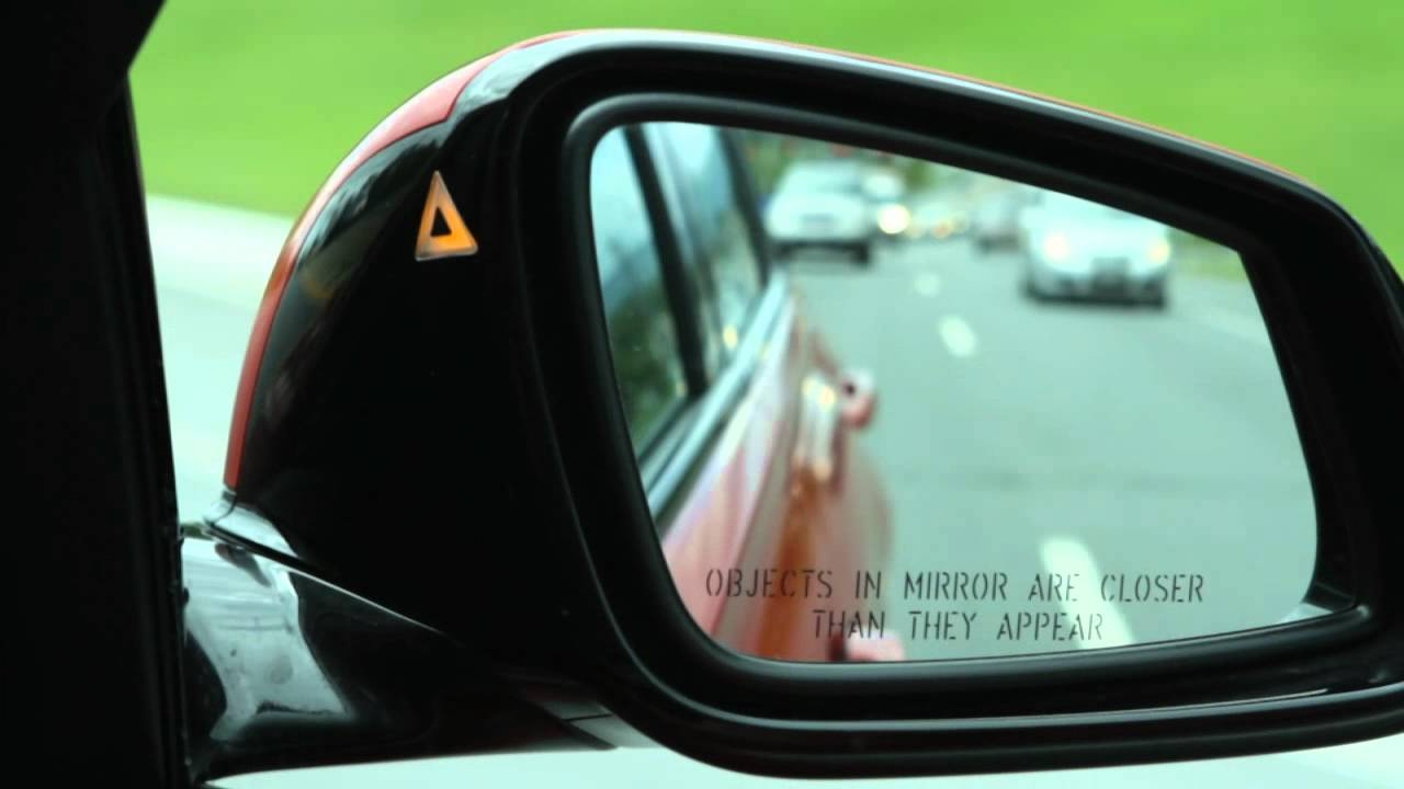 Active Blind Spot Detection Bmw Genius How To Youtube