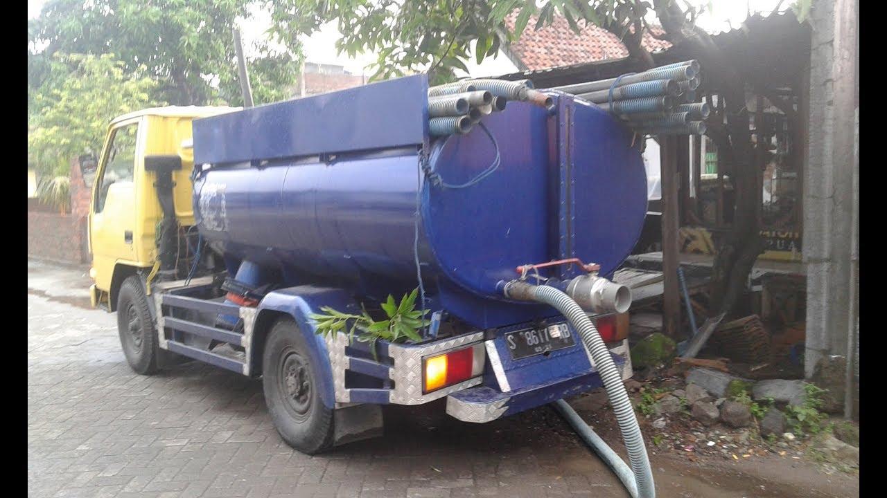 Memilih Jasa Sedot WC / Sedot Limbah di Jayapura, Papua