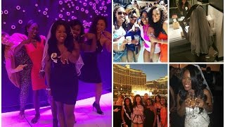 This Bride Goes To THUNDER DOWN UNDER !  - My WILD  Las Vegas Bachelorette Party Vlog