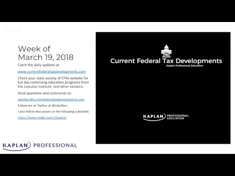 2018-03-19 Love and the Tax Attorney