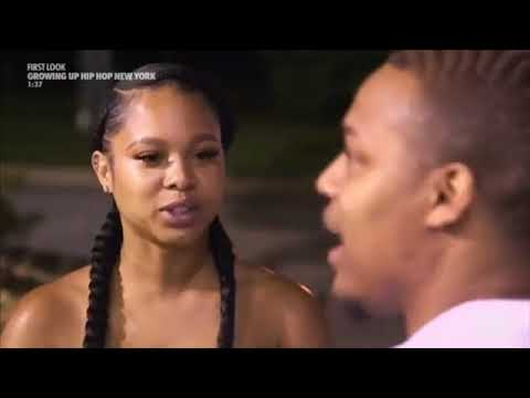 Girl Bust Bow Wow's Window~ Growing Up Hip Hop